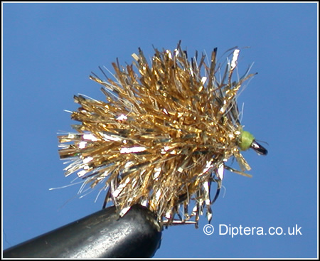 Gold Blob Fly Image
