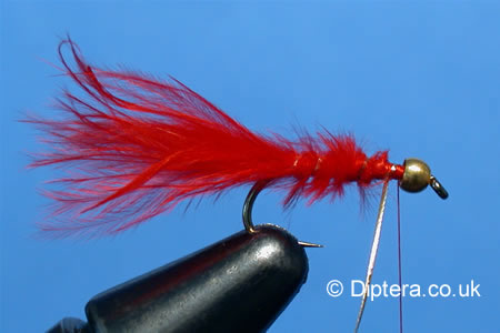 GoldBead Bloodworm Step 4