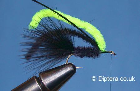 Tying the Mobile Montana Lure Step 6