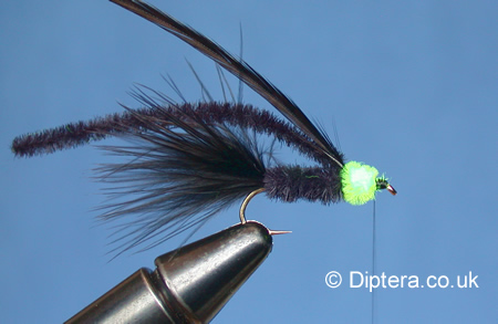 Tying the Mobile Montana Lure Step 7