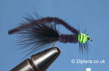Tying the Mobile Montana Lure Step 8