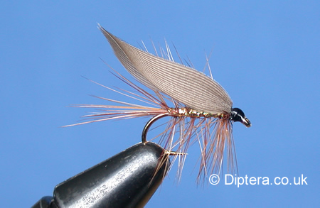 The Wickham's Fancy Completed Fly